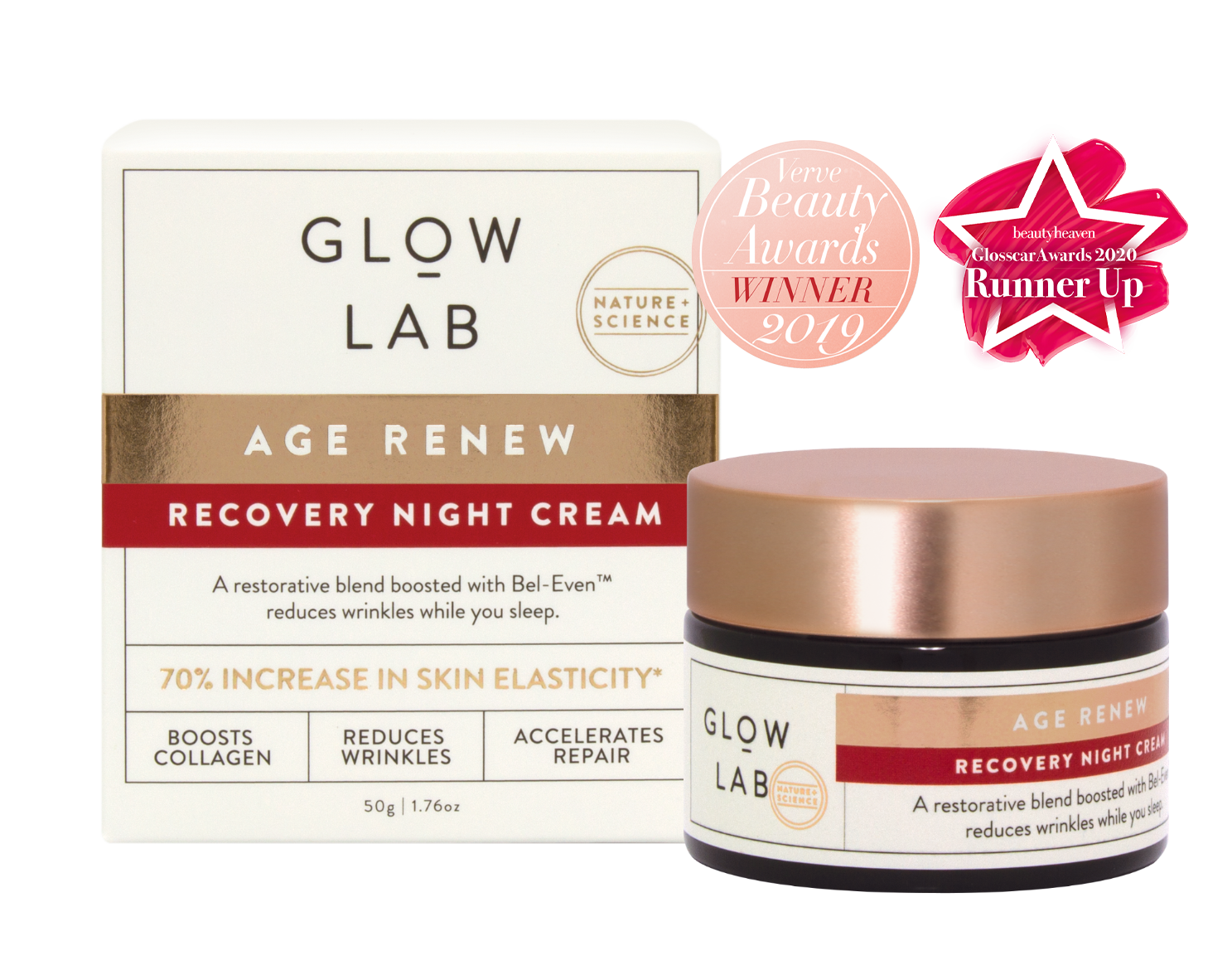 Age Renew Recovery Night Cream