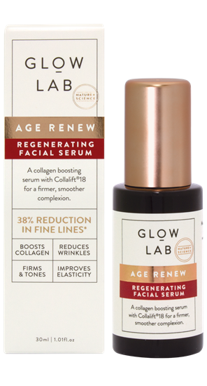 Age Renew Regenerating Facial Serum